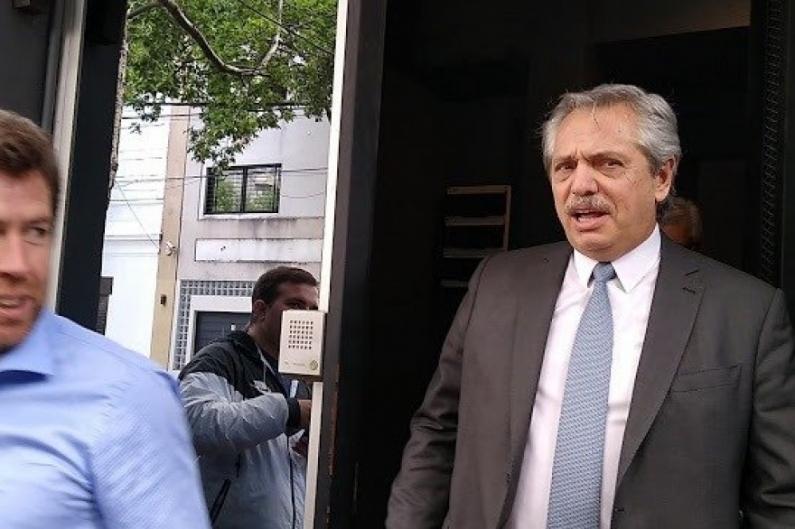 """Alberto Fernández sobre la denuncia contra Alperovich: """"Espero que se investigue, si es cierto es muy grave"""""""
