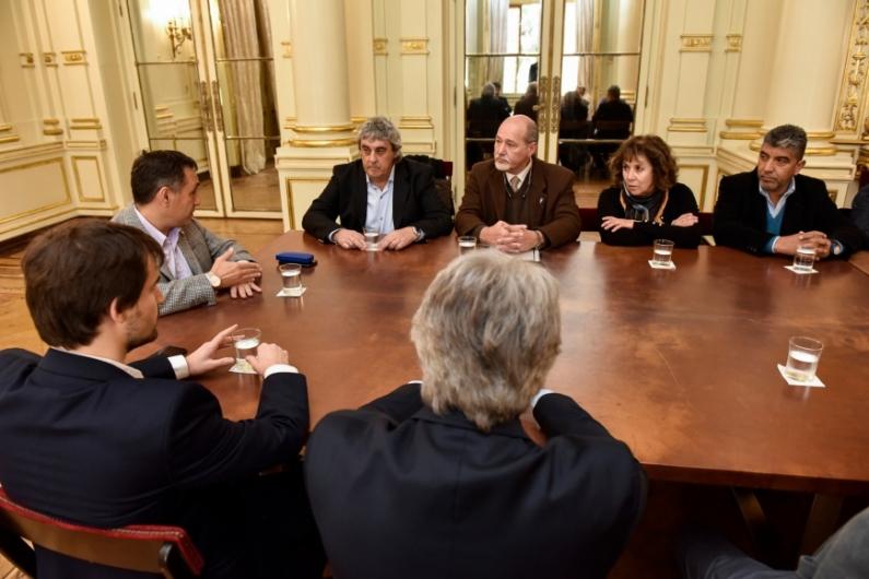 Buenos Aires: Sergio Romero y Alejandro Finocchiaro anunciaron la continuidad del Fondo Nacional de Incentivo Docente (FONID)