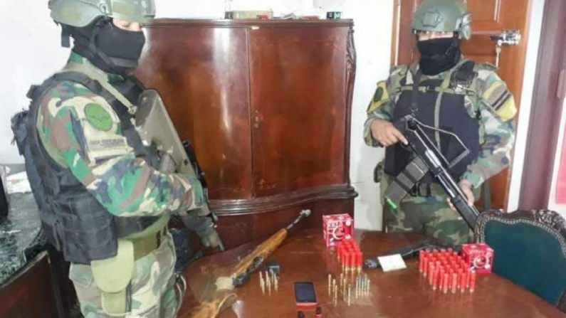 Catamarca: Tras ocho allanamientos en Valle viejo y capital, desbaratan red narco