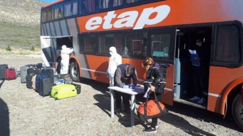 Chubut: Niegan ingreso de estudiantes que regresaban de Córdoba