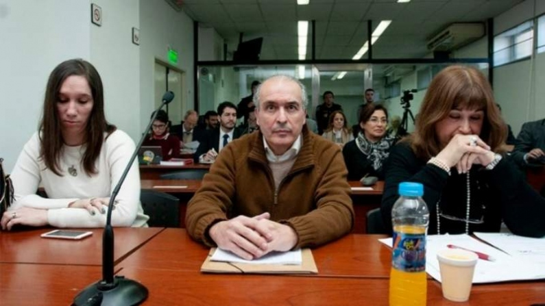 Condenaron a seis años de prisión a José López por el caso de los bolsos