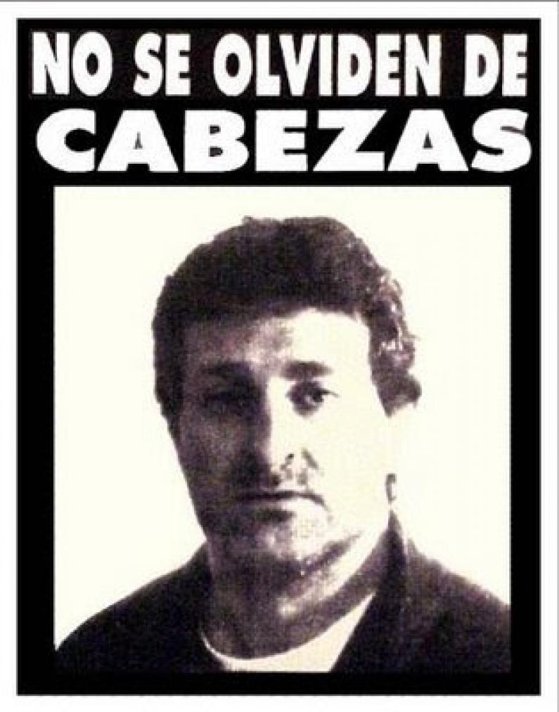 Se cumplen 22 años del crimen del fotógrafo José Luis Cabezas