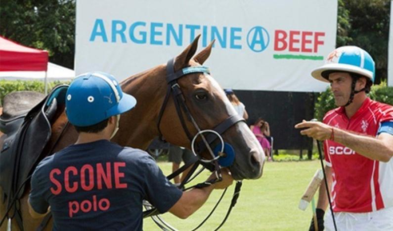 EEUU: Promocionan a la carne argentina en el abierto de polo