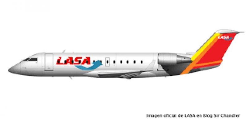Empresa aérea LASA conectará vuelos a la Patagonia