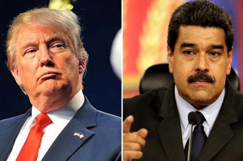"""EE.UU.: """"Maduro no tiene autoridad legal para romper relaciones con nuestro país"""""""