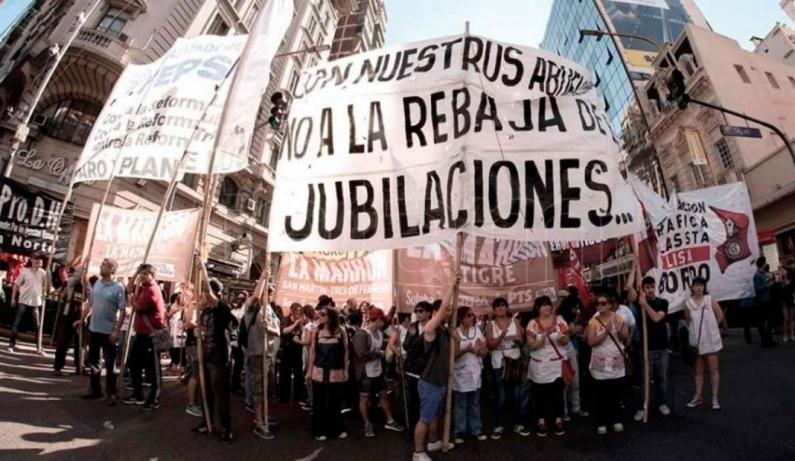 Dónde hacer las demandas contra la Reforma Previsional