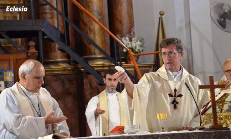 La reapertura de las iglesias católicas será en Santa Cruz y no en Tierra del Fuego