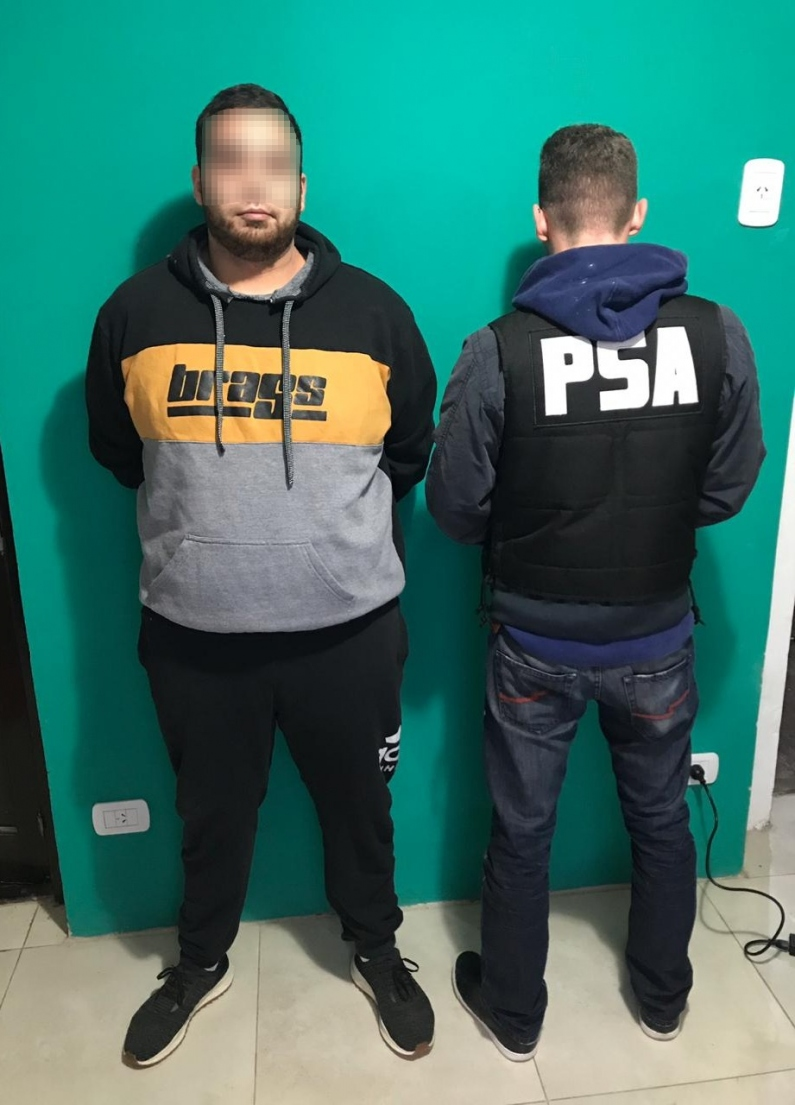 """Santa Fe: La PSA capturó a los hermanos del """"Dulce"""" Abregú en Rosario"""