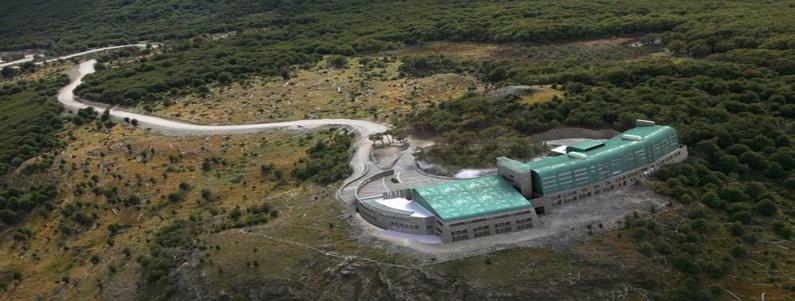 Tierra del Fuego: Aclaran lo sucedido con el cartel de Malvinas en lujoso hotel de Ushuaia
