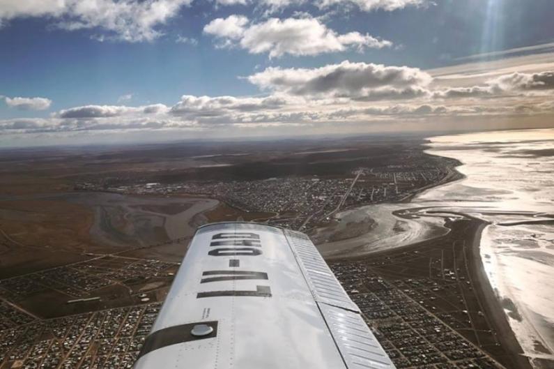Tierra del Fuego: Aeroclub de Río Grande, organiza concurso por el día del niño