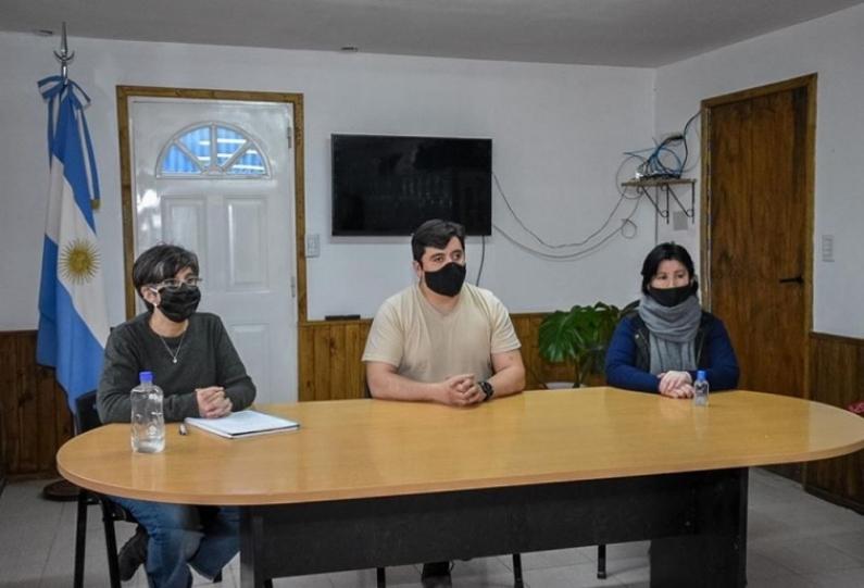 Tierra del Fuego: Anuncian medidas restrictivas y multa por el barbijo obligatorio