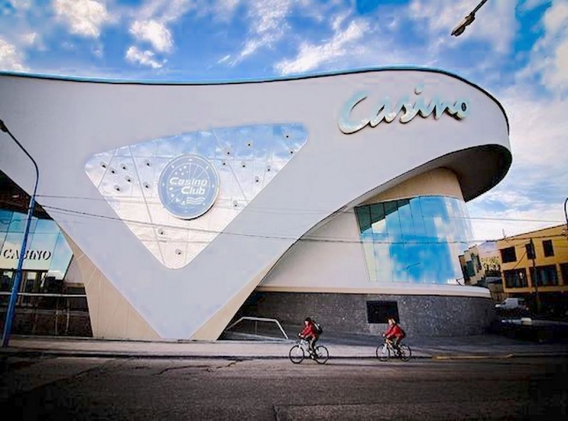 Tierra del Fuego: Cerró el casino club de  Ushuaia