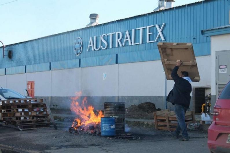 Tierra del Fuego: Empresa textil de Río Grande nuevamente en conflicto