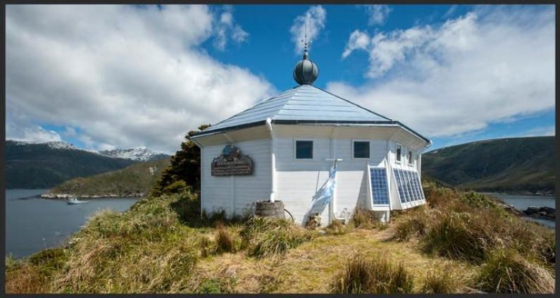 Tierra del Fuego: Un francés quiere restaurar el faro del fin del mundo