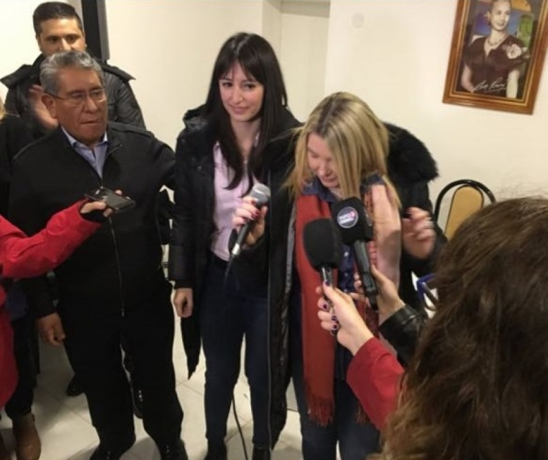 """Tierra del Fuego: La gobernadora reconoció la derrota y afirmó que """"hay una ola amarilla en todo el país"""""""