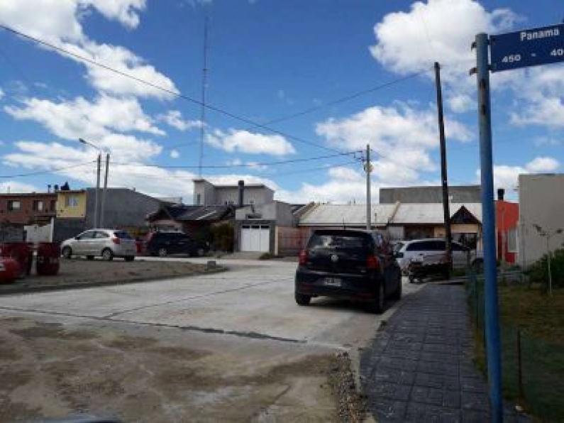 Tierra del Fuego: Se habilitan nuevas calles luego de la pavimentación