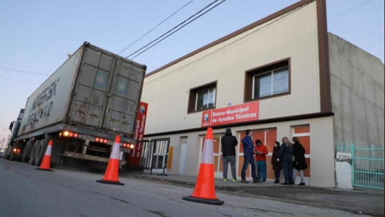 Tierra del Fuego: En el día de hoy, desde el municipio de Río Grande presentan los nuevos elementos ortopédicos provenientes de Noruega