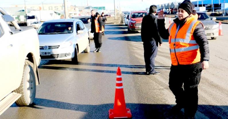 Tierra del Fuego: Incautaron en Río Grande 23 vehículos por distintas infracciones