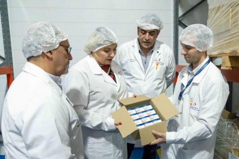 Tierra del Fuego: Laboratorio provincial es el principal proveedor de medicamento contra el VIH