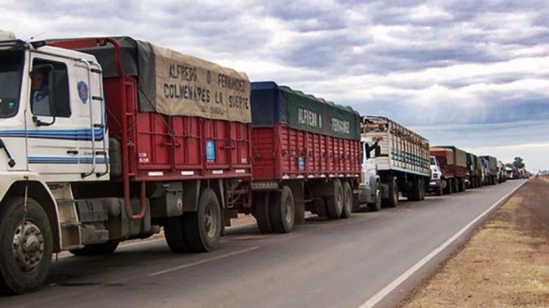 Tierra del Fuego: Llegaron todos los camioneros varados en Chile