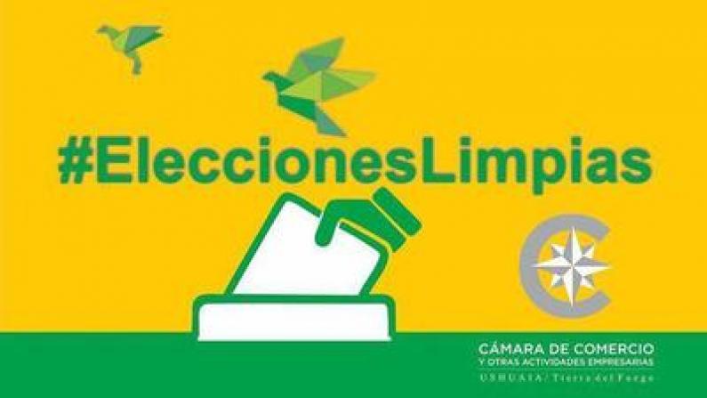 """Tierra del Fuego: La cámara de comercio de Ushuaia pidió por """"elecciones limpias"""" para cuidar el medio ambiente"""