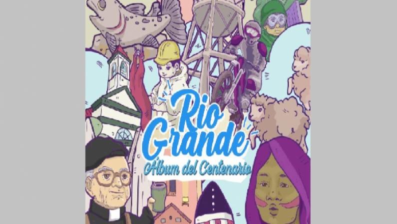 Tierra del Fuego: El municipio lanzará un álbum de figuritas por el centenario de Río Grande