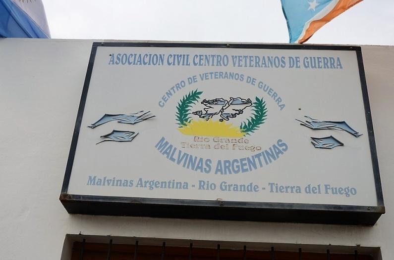 Tierra del Fuego: Nuevas autoridades en el centro de veteranos Malvinas argentinas de Río Grande