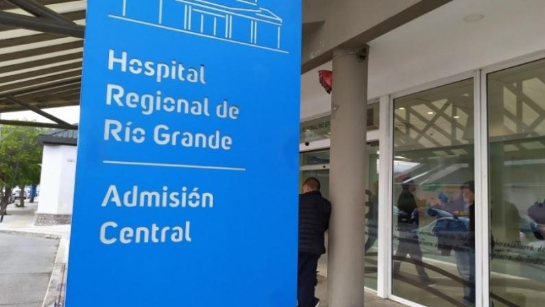 Tierra del Fuego: Más de 10 pacientes internados