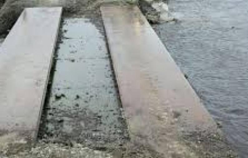 """Tierra del Fuego: Paso internacional """"Bellavista"""" (Radman) cerrado por desborde del río"""