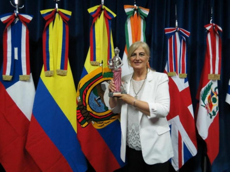 """Tierra del Fuego: La provincia estuvo representada la II """"Cumbre internacional de mujeres por la paz"""""""