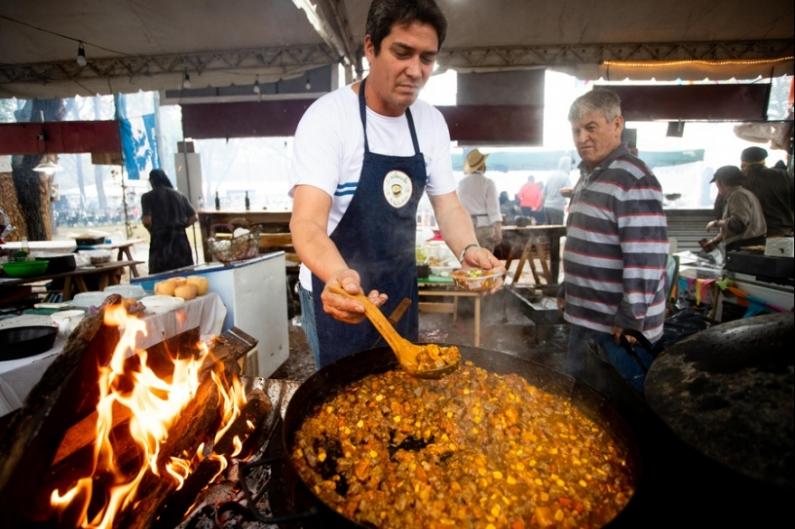 Tierra del Fuego: Se realizará en Ushuaia la primera fiesta nacional de la comida al disco de arado