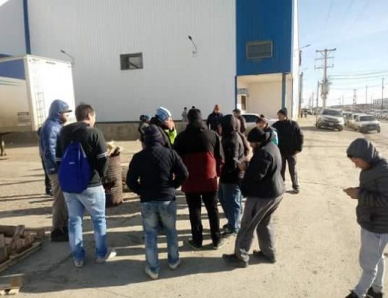 Tierra del Fuego: Trabajadores realizaron una presentación judicial para terminar con los abusivos contratos PPD