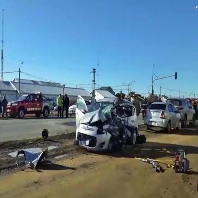 Tierra del Fuego: Tremendo accidente con un borracho involucrado termina con un muerto en Río Grande