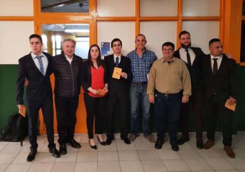 Tierra del Fuego: En la Universidad Tecnológica Nacional (UTN) de Río Grande se graduaron cinco ingenieros