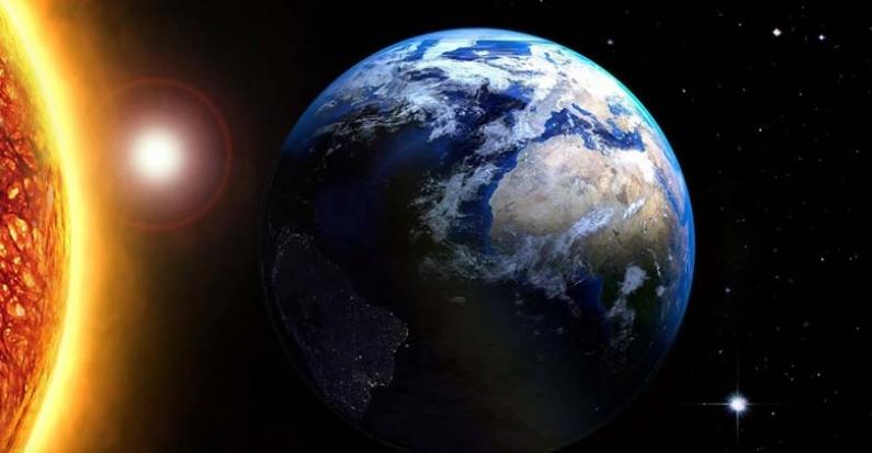 Una potentísima tormenta solar se dirige hacia la Tierra