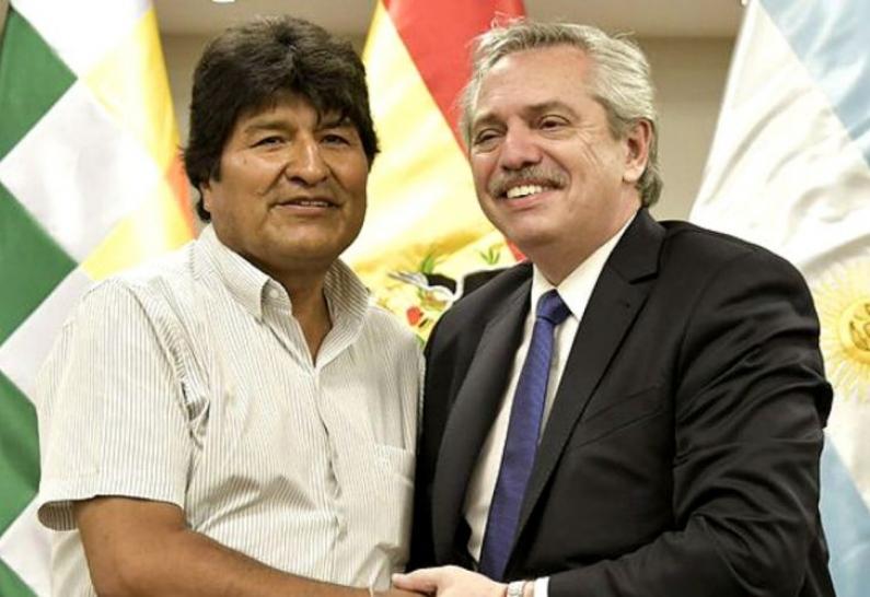 """México: """"Sería un orgullo y un honor estar en la asunción de Alberto Fernández"""" dijo Evo Morales"""