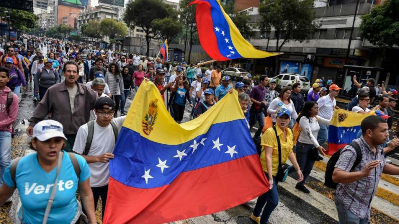 """México y Uruguay respaldan llamado de la ONU a """"trabajar por la paz"""" en Venezuela"""