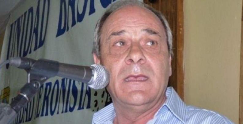 Falleció en Buenos aires el ex gobernador Hugo Cóccaro