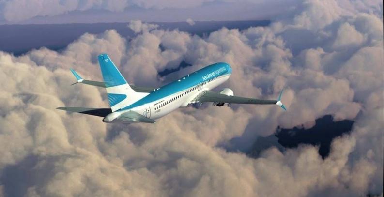 Los vuelos de cabotaje no volverán hasta noviembre