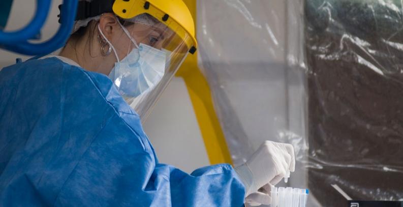 Reportan 208 muertos en las últimas 24 horas y suman 47.034 las víctimas desde el inicio de la pandemia
