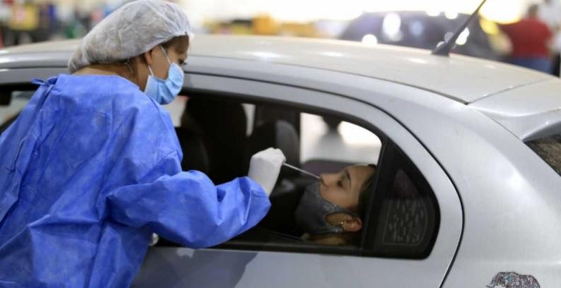 Reportaron 16.267 nuevos casos de coronavirus y 65 decesos