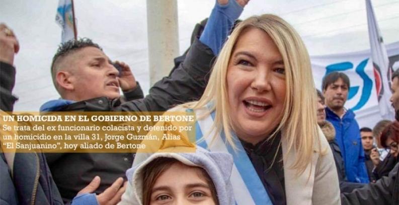 Tierra del Fuego: De la mano de la gobernadora y del secretario de seguridad incorporan un homicida al gobierno