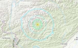 India: Cuatro terremotos sacuden el noreste en menos de 24 horas