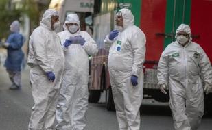 En la jornada del martes 24 se registraron 311 nuevas muertes lo que asciende a 37.432 el total de víctimas