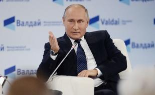 Rusia: Vladimir Putin dijo que ante un hipotético golpe nuclear iremos al paraíso y los atacantes morirán