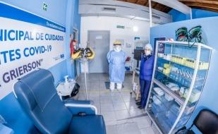 Tierra del Fuego: El centro municipal de cuidados covid-19 ya recibe pacientes