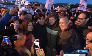"""Tierra del Fuego: Intendente de Río Grande y electo gobernador felicitó a Harrington y aseguró que trabajarán """"codo a codo"""" por Tolhuin"""