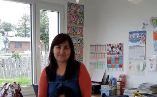 Tierra del Fuego: La maestra del fin del mundo, da clases en la escuela rural más austral de Argentina