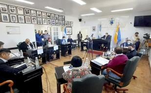 Tierra del Fuego: El municipio de Río Grande cuenta con el presupuesto 2022 aprobado