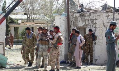 Afganistán: Un atentado en un hospital deja al menos 15 muertos y decenas de heridos